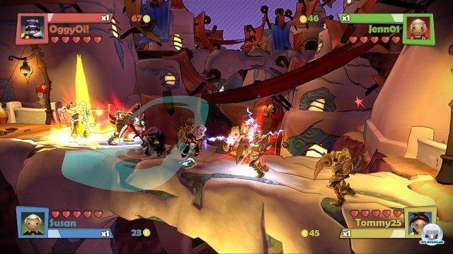Screenshot - Fable Heroes (360) 2345512