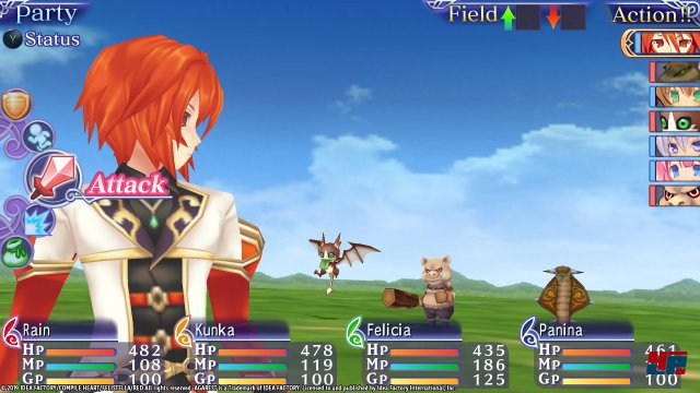 Screenshot - Record of Agarest War Mariage (PC) 92581836