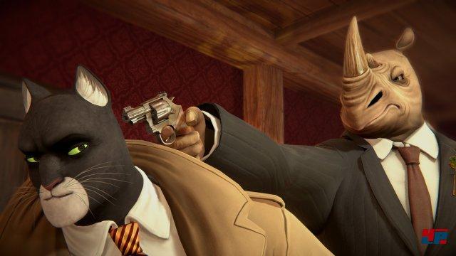 Screenshot - Blacksad: Under the Skin (Mac)