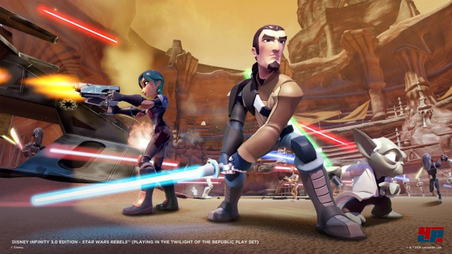 Screenshot - Disney Infinity 3.0: Play Without Limits (360) 92506754