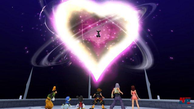 Screenshot - Kingdom Hearts HD 2.5 ReMIX (PlayStation3) 92491481