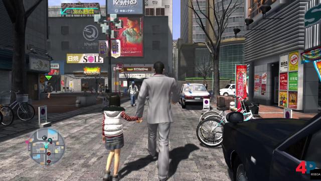 Screenshot - Yakuza Remastered Collection (PS4) 92606049