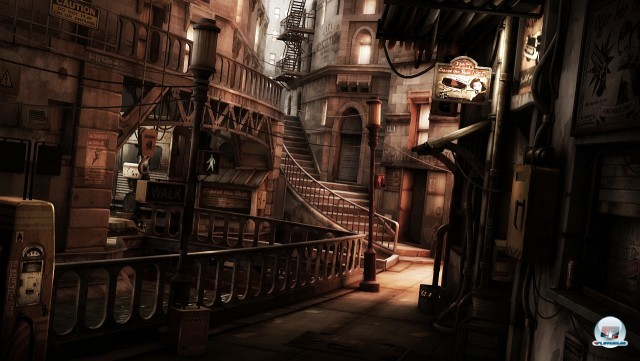Screenshot - Red Johnson Chronicles (PlayStation3)