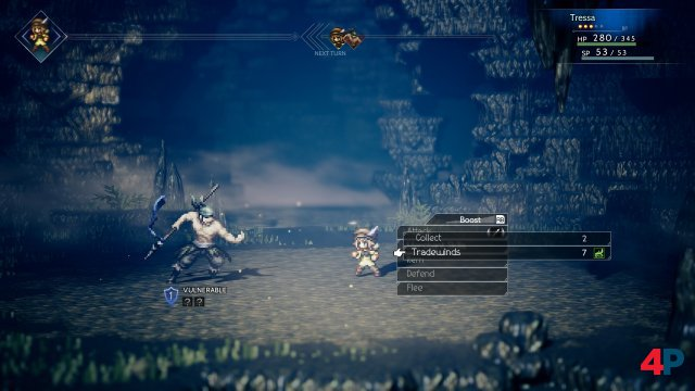 Screenshot - Octopath Traveler (PC)