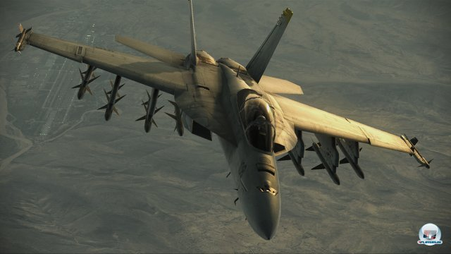 Screenshot - Ace Combat: Assault Horizon (360) 2273077