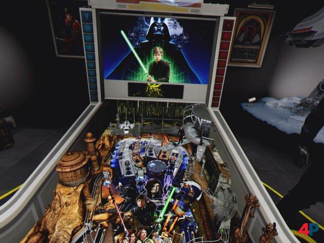 Screenshot - Star Wars Pinball VR (PlayStationVR) 92640884