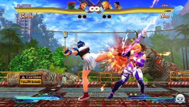 Screenshot - Street Fighter X Tekken (PS_Vita) 2357782