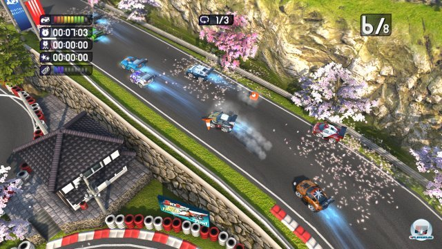 Screenshot - Bang Bang Racing (360)