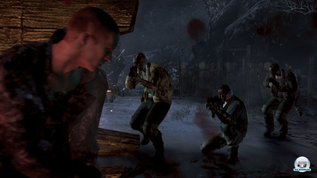 Screenshot - Resident Evil 6 (360) 2387332