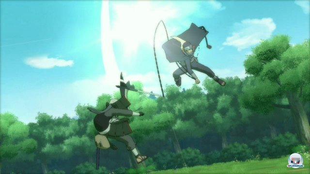 Screenshot - Naruto Shippuden: Ultimate Ninja Storm 3 (PlayStation3) 2390837