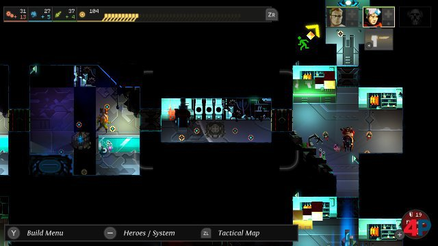 Screenshot - Dungeon of the Endless (Switch)