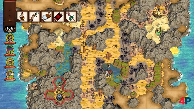 Screenshot - Curious Expedition 2 (PC)