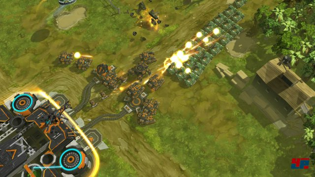 Screenshot - AirMech Arena (PlayStation4)