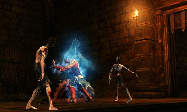 Screenshot - Castlevania: Lords of Shadow - Mirror of Fate (3DS) 92444057