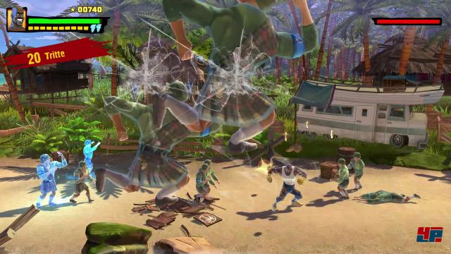 Screenshot - Shaq Fu: A Legend Reborn (PS4) 92569399