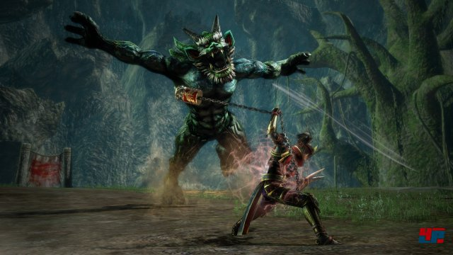Screenshot - Toukiden: Kiwami (PC) 92506672