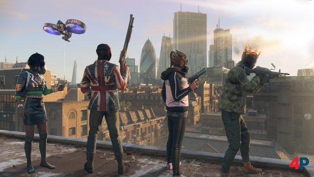 Screenshot - Watch Dogs Legion (PC) 92592712