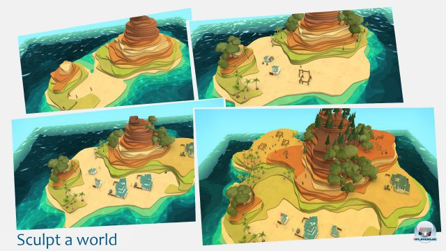 Screenshot - Godus (Android) 92468115