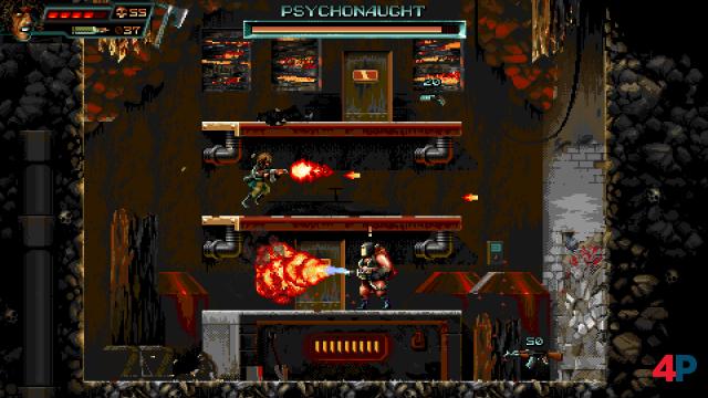 Screenshot - Huntdown (PS4) 92613379