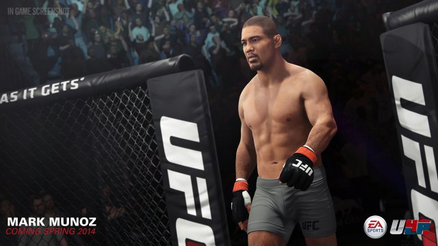 Screenshot - EA Sports UFC (PlayStation4) 92482813