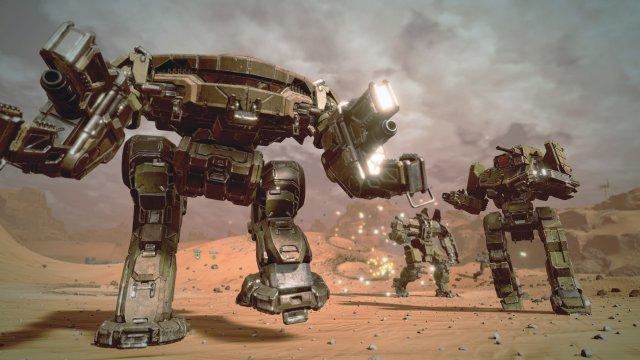 Screenshot - MechWarrior 5: Mercenaries (PC, XboxSeriesX) 92641151
