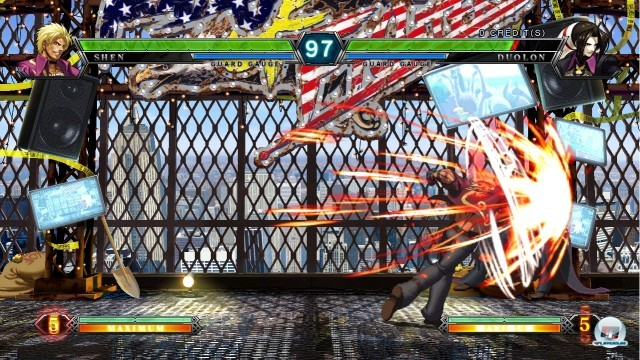 Screenshot - The King of Fighters XIII (360) 2231674