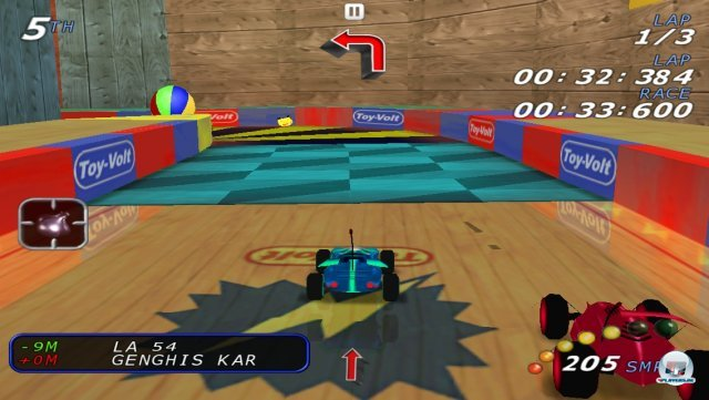 Screenshot - Re-Volt Classic (iPhone) 92411207