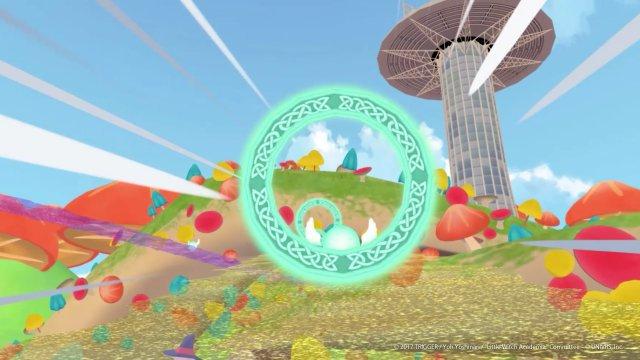 Screenshot - Little Witch Academia: VR Broom Racing (OculusQuest, VirtualReality)