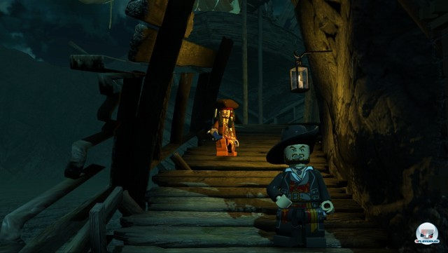 Screenshot - Lego Pirates of the Caribbean - Das Videospiel (360) 2222447