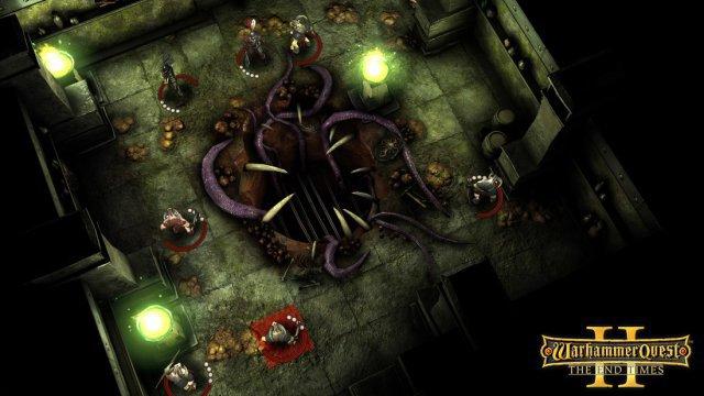 Screenshot - Warhammer Quest 2: The End Times (Mac) 92581637