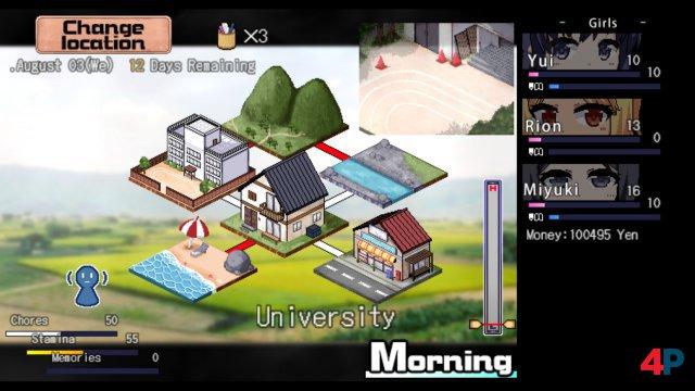 Screenshot - Summer Memories (PC)