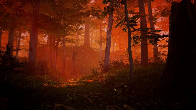 Screenshot - The Fabled Woods (PC)