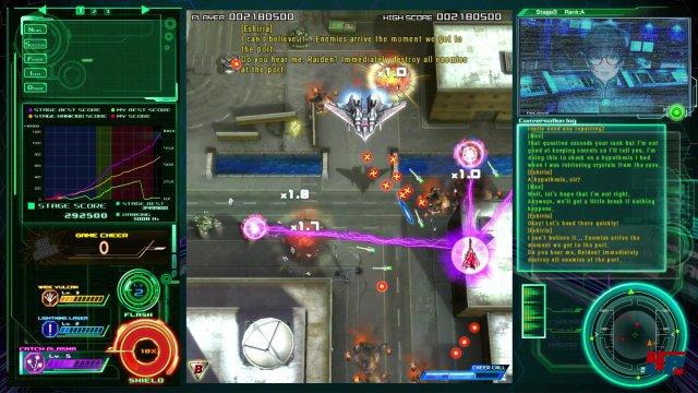 Screenshot - Raiden 5 (XboxOne) 92525989