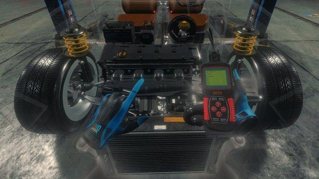 Screenshot - Car Mechanic Simulator (HTCVive, OculusRift, ValveIndex, VirtualReality) 92641745