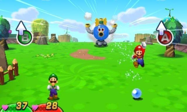 Screenshot - Mario & Luigi: Dream Team Bros. (3DS) 92462426