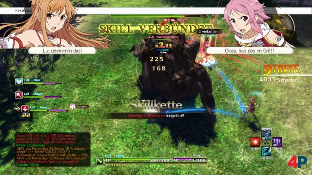 Screenshot - Sword Art Online: Hollow Realization (Switch)