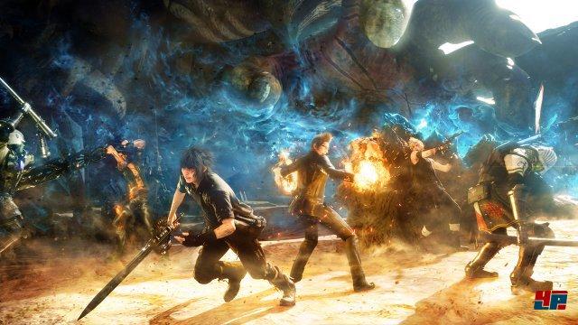 Screenshot - Final Fantasy 15 (PlayStation4) 92496716