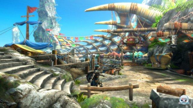 Screenshot - Monster Hunter 3G (Wii_U)