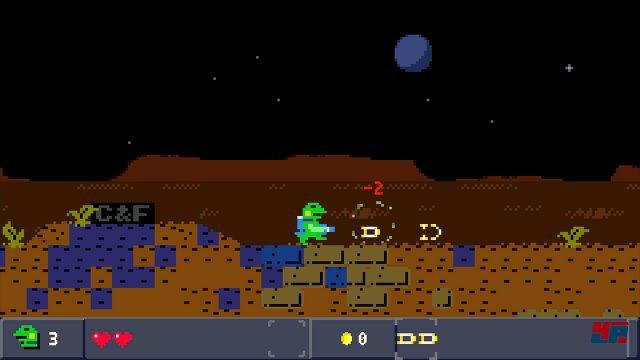 Screenshot - Kero Blaster (Switch)