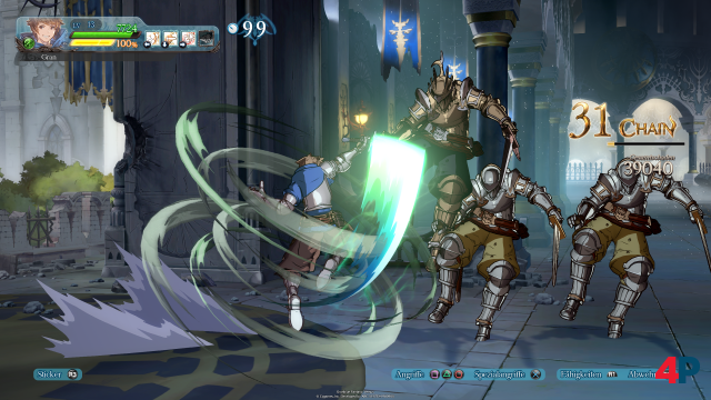 Screenshot - Granblue Fantasy: Versus (PS4) 92610210
