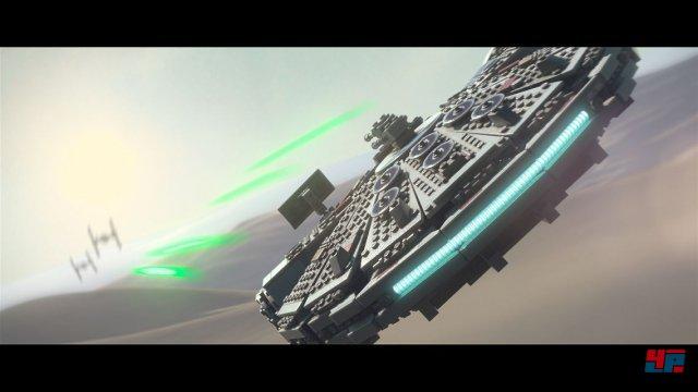 Screenshot - Lego Star Wars: Das Erwachen der Macht (PC) 92519409