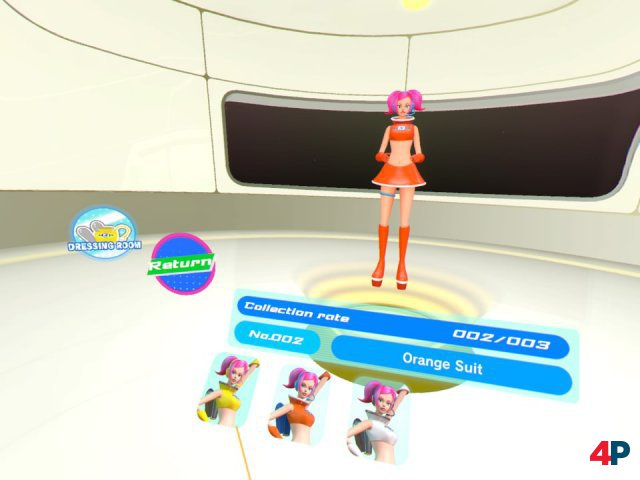 Screenshot - Space Channel 5 VR: Kinda Funky Newsflash! (PlayStationVR) 92608146