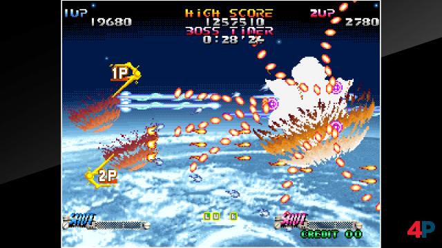 Screenshot - ACA NeoGeo: Blazing Star (PS4) 92610408