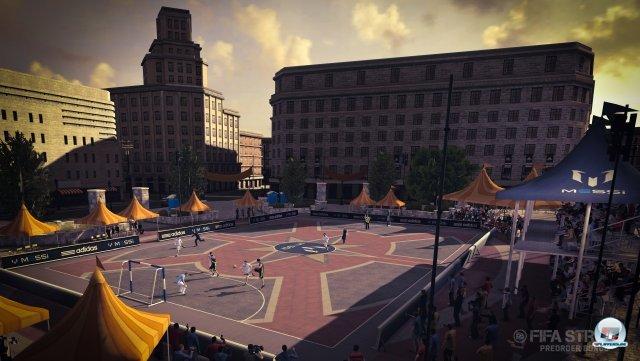 Screenshot - FIFA Street 3 (PlayStation3) 2301072