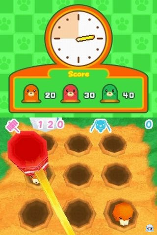 Screenshot - Wappy Dog (NDS) 2254157