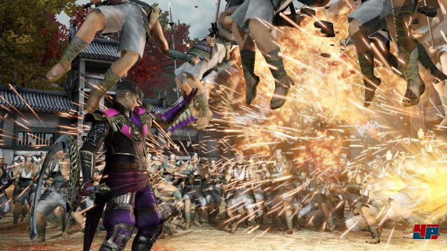 Screenshot - Samurai Warriors 4 (PlayStation4) 92492902