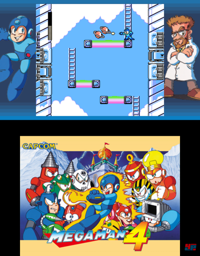 Screenshot - MegaMan Legacy Collection (3DS) 92521154