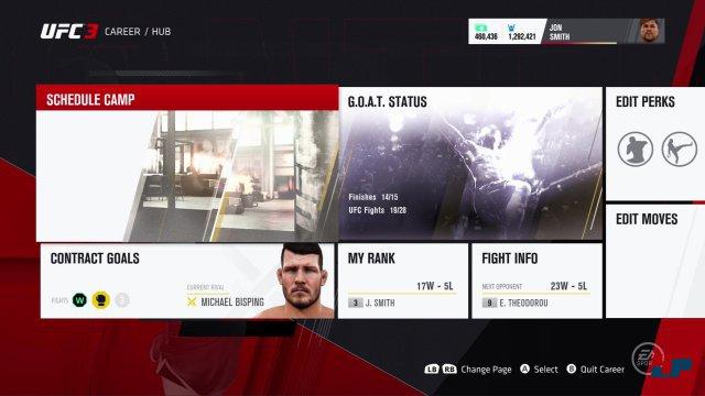 Screenshot - EA Sports UFC 3 (PS4) 92558989