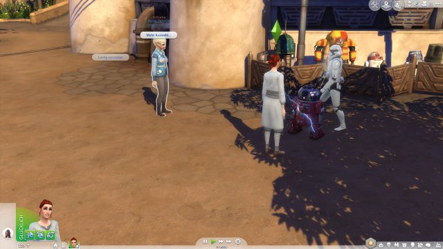 Screenshot - Die Sims 4 Star Wars: Reise nach Batuu-Gameplay-Pack (PC) 92624194