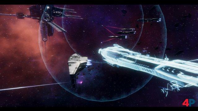 Screenshot - Battlestar Galactica Deadlock (PC)